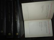 Хемингуэй Э. Собрание сочинений в 4 томах,  1968 год