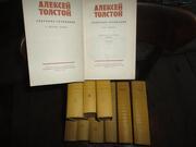 Толстой Алексей Николаевич. Собрание сочинений в 10-ти томах.,  1958 год