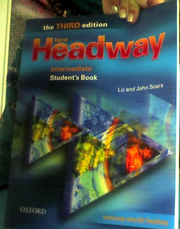 Headway the THIRD edition Intermediate Student's book