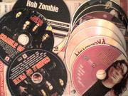 Продам коллекцию дисков (12 шт) 110 тыс бел руб: