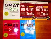 КНИГИ TOEFL GMAT