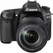 Canon - EOS 80D DSLR Camera with